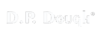 D.P. Dough Logo